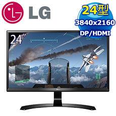LG 樂金 24UD58-B 24型 AH-IPS 4K高畫質電競螢幕