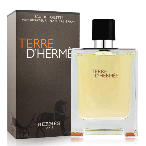 HERMES 愛馬仕 Terre DHermes 大地男性淡香水(100ml)