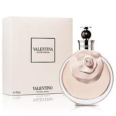 Valentino 瓦倫緹娜女性淡香精(50ml)-送品牌小香