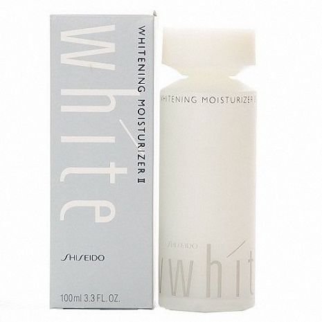 Shiseido 資生堂優白活膚乳《滋潤型》(100ml)