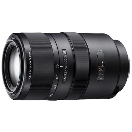 SONY G 鏡 70-300mm F4.5-5.6 望遠變焦鏡頭(平行輸入)