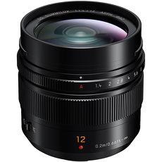 結帳再92折-(公司貨)Panasonic LEICA DG SUMMILUX 12mm F1.4 ASPH. 大光圈定焦鏡頭-送TOKO保護鏡(62mm)+NISI拭鏡筆