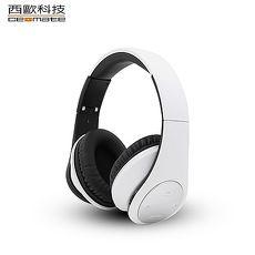 西歐科技 CME-BT990 聖地牙哥高音質耳罩式無線藍牙耳機豔陽紅