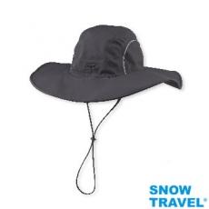 【SNOW TRAVEL】英國進口PORRELLE防水透氣遮陽大盤帽AH-16(任選1件)
