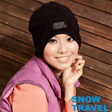 [SNOW TRAVEL] WINDBLOC 防風保暖遮耳帽.護耳.保暖AR-39黑色