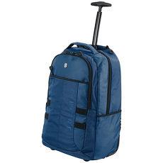 VICTORINOX 瑞士維氏VX Sport 16吋拉桿電腦後背包-藍 602713