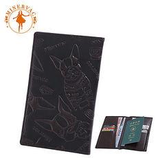 【Minervac 米納瓦】埃菲爾護照錢夾護照包 MH-818