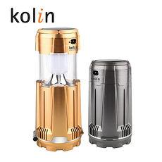 歌林 太陽能風扇+露營燈 KSD-SH02UP