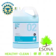 曜兆ESONA二號萬用亮光奈米蠟膜清潔劑5公升
