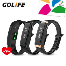 GOLiFE Care-X HR 智慧悠遊心率手環★開學季↘送GOLiFE機能壓縮小腿套★
