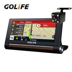 GOLiFE GoPad X 智慧四合一中控行車導航平板★送16G+旅行收納盥洗包★