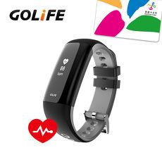 GOLiFE Care-Xe 智慧悠遊觸控心率手環★開學季↘送GOLiFE機能壓縮小腿套★