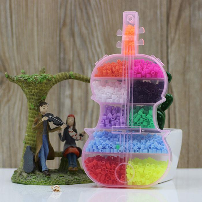 【HOLISM】創意拼豆盒-小提琴