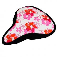 OMAX扶桑花氣墊式坐墊套(城市車、淑女車)