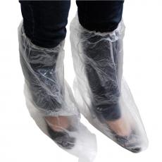 透明通用型雨鞋套-12雙(6包)
