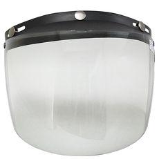 耐磨抗uv安全帽護目鏡-長鏡片-2入