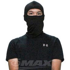 omax多用途萊卡彈性吸汗透氣頭套面罩-2入顏色隨機