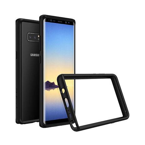 Samsung Note8犀牛盾防摔邊框-黑-(犀牛盾)