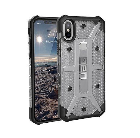 UAG iPhone X 耐衝擊保護殼 (透明)