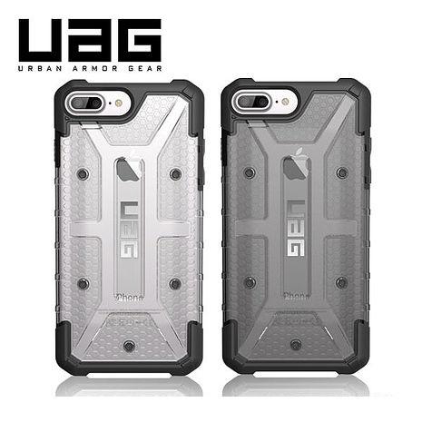 UAG iPhone 6/7/8 Plus (5.5吋) 耐衝擊保護殼-透黑