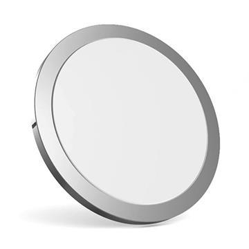 ORIP鋅合金(10W)無線快充充電盤-白