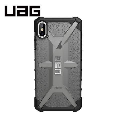 UAG iPhone XS Max 耐衝擊保護殼-透黑