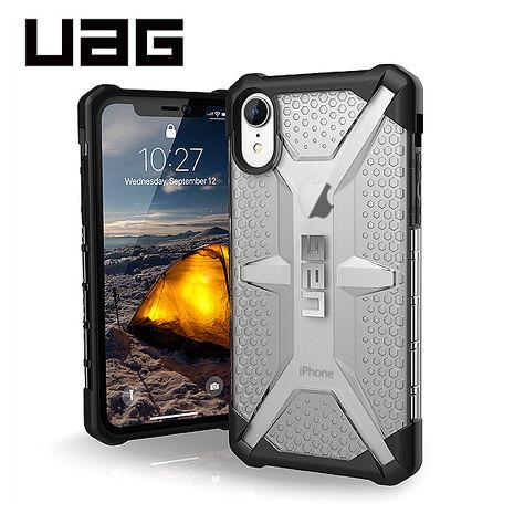 UAG iPhone XR 耐衝擊保護殼-透明