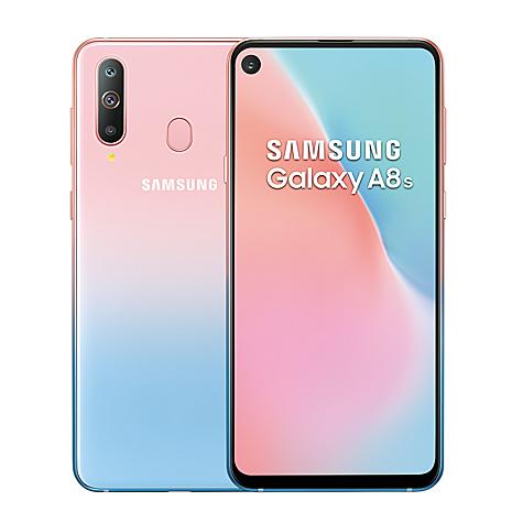 三星Samsung Galaxy A8s 6G/128G(粉藍)(4G)
