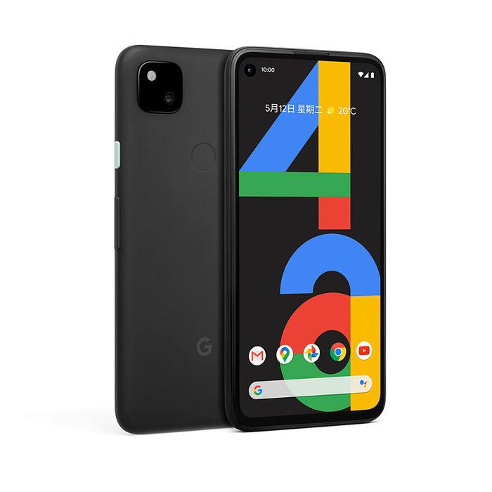 Google Pixel 4a 6G/128G 5.81吋智慧手機 (4G) 純粹黑 【耳機行電加購組】