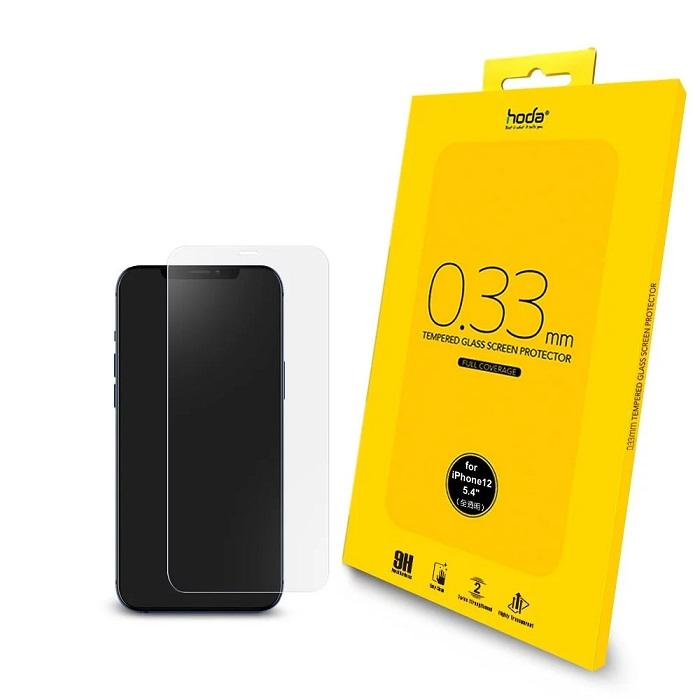 hoda iPhone 12 mini 滿版玻璃保護貼