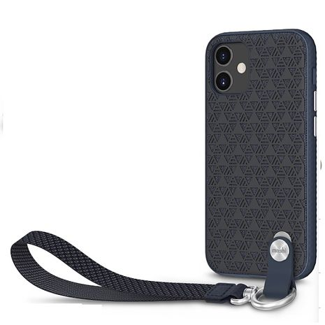 iPhone 12 mini moshi Altra腕帶保護殼-黑