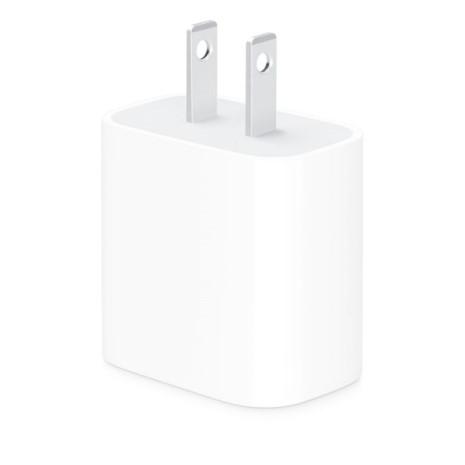 $530 /件【5入組】Apple 原廠 20W USB-C 電源轉接器 (MHJA3TA/A) 白(多入賣場)
