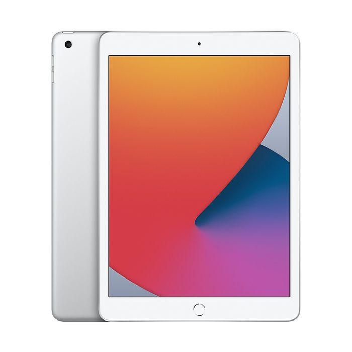 Apple iPad 8th(2020)平板電腦 銀色 (10.2吋/128GB/WiFi)