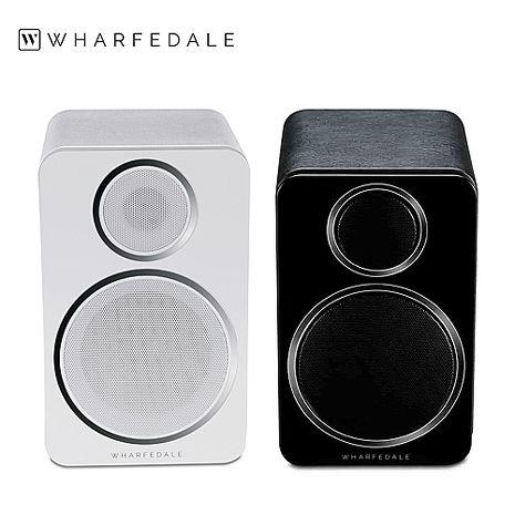 Wharfedale 藍牙無線電腦喇叭(DS-2)經典黑