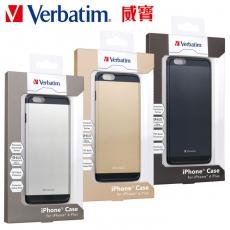 Verbatim  iPhone 6 plus(5.5吋)鋁合金手機保護殼套組