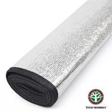 【TreeWalker】雙人雙面鋁箔睡墊(200x95cm)-超值兩入