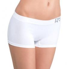 DKNY 2015女時尚 Fusion無縫白色四角內著3件組★預購L