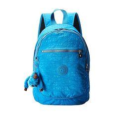 Kipling U.S.A. 2015時尚魅力挑戰者蔚藍色後背包★預購
