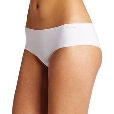 【CK】2016女時尚彈力超細纖維白色平角內著2件組★預購XL