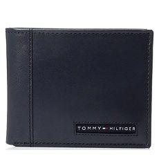 Tommy Hilfiger 2018男劍橋Passcase深藍色皮夾★預購