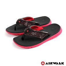 AIRWALK(男) - 發光體 性能強調彈力舒適夏日人字拖鞋 - 發亮灰