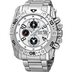 【ALBA】光速戰記三眼計時腕錶 (YM62-X220S/AF3E73X)