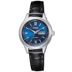 【CITIZEN 星辰】PAIR系列 限量簡約時尚機械錶-女PD7150-03L