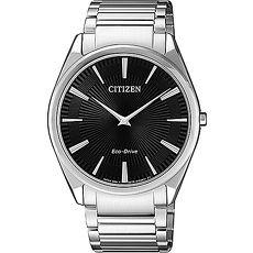 【CITIZEN 星辰】放射線型時尚男錶AR3071-87E