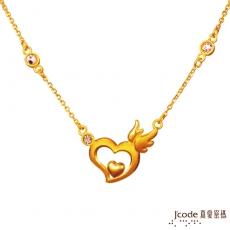 J'code真愛密碼 漫遊黃金項鍊 (預購)