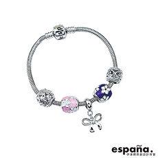 ESPANA伊潘娜 甜而不膩純銀串珠手鍊