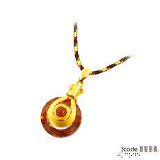 【預購】J'code真愛密碼 吉祥福袋黃金/水晶墜子 送項鍊