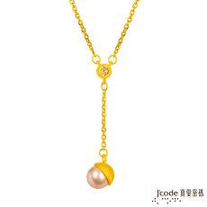 【預購】J'code真愛密碼 曖昧黃金/水晶項鍊