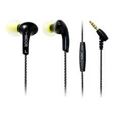 MOOR O2 入耳式音樂立體聲運動耳機藍紋