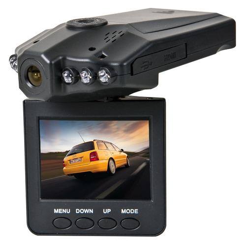 【魔鷹】270度翻轉螢幕6顆紅外夜視燈行車紀錄器(H198)